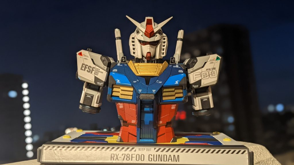 YOKOHAMA RX-78F00GUNDAM