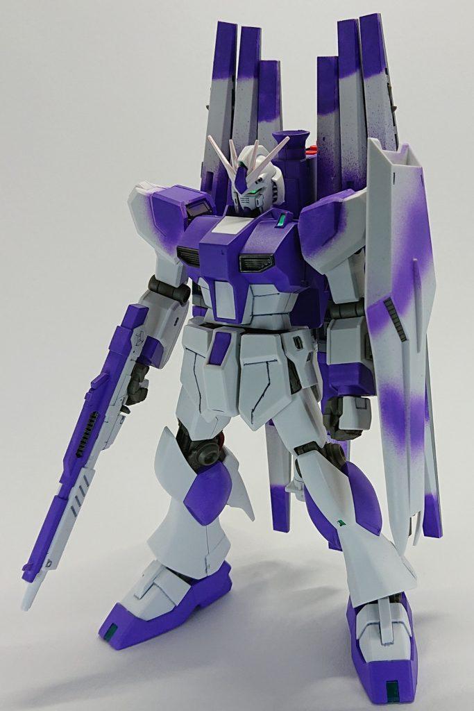 RX-93 νガンダム(Hi-νリスペクトカラー)