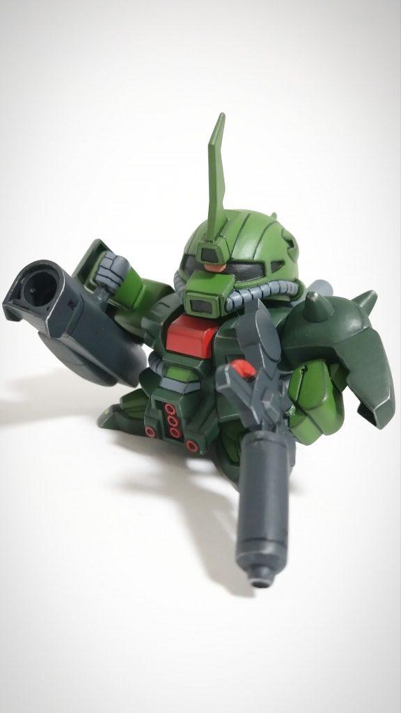BB戦士 ザクⅢ改