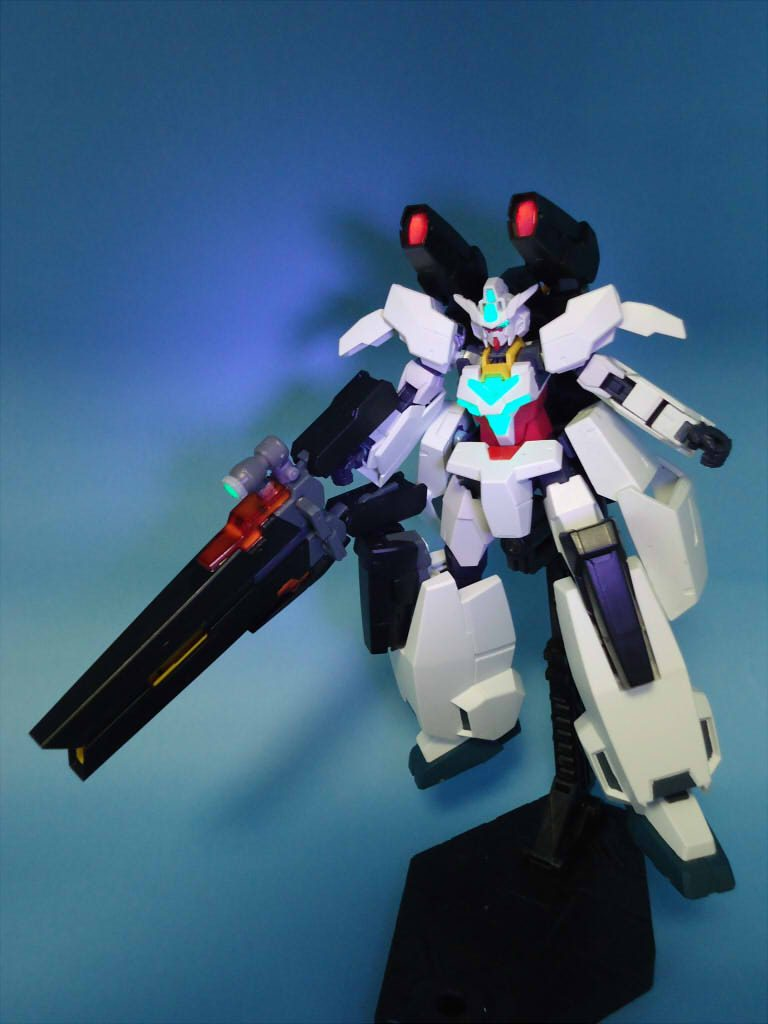 HGBD:R 1/144 ドミニオンガンダム(Dominion Gundam)