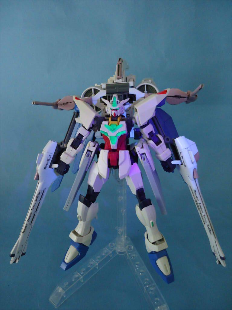 HGBD:R 1/144 フリーダムミーティアガンダム(Freedom Meteor Gundam)
