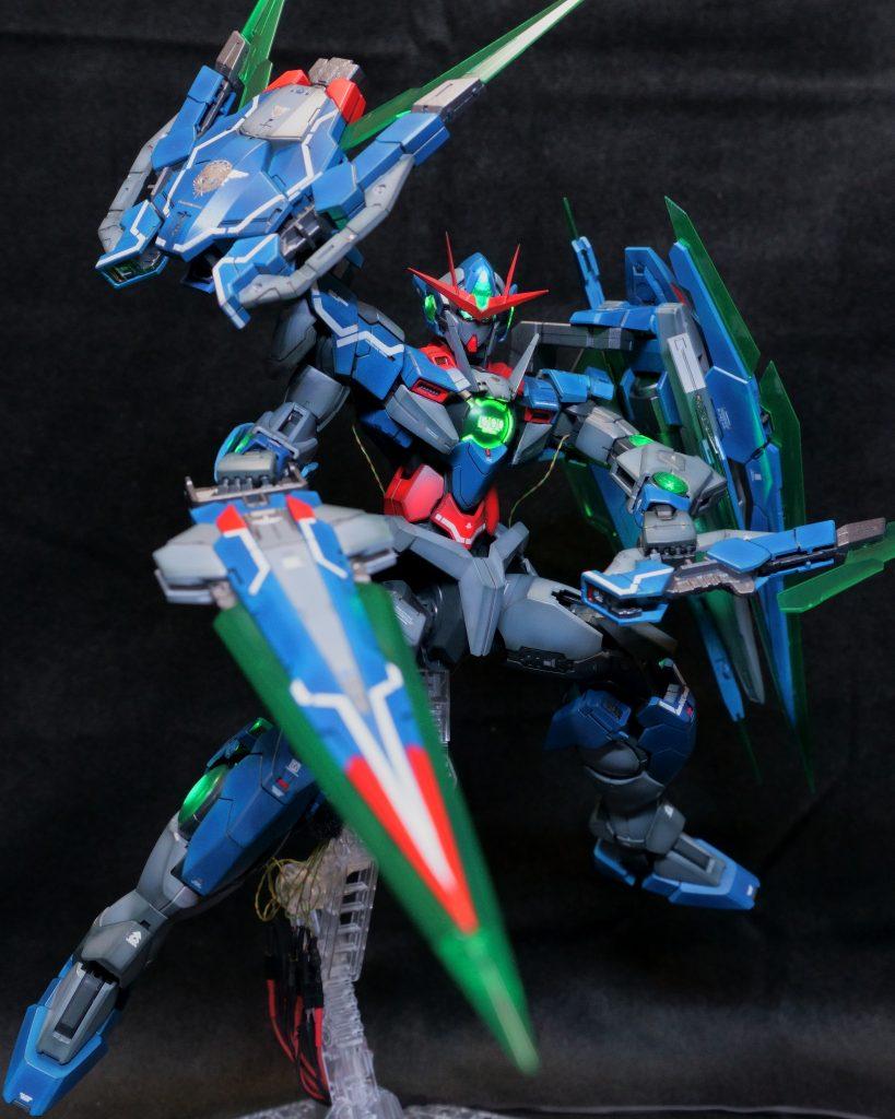 MG OOQフルセイバーⅡ(LIGHTING MODEL)