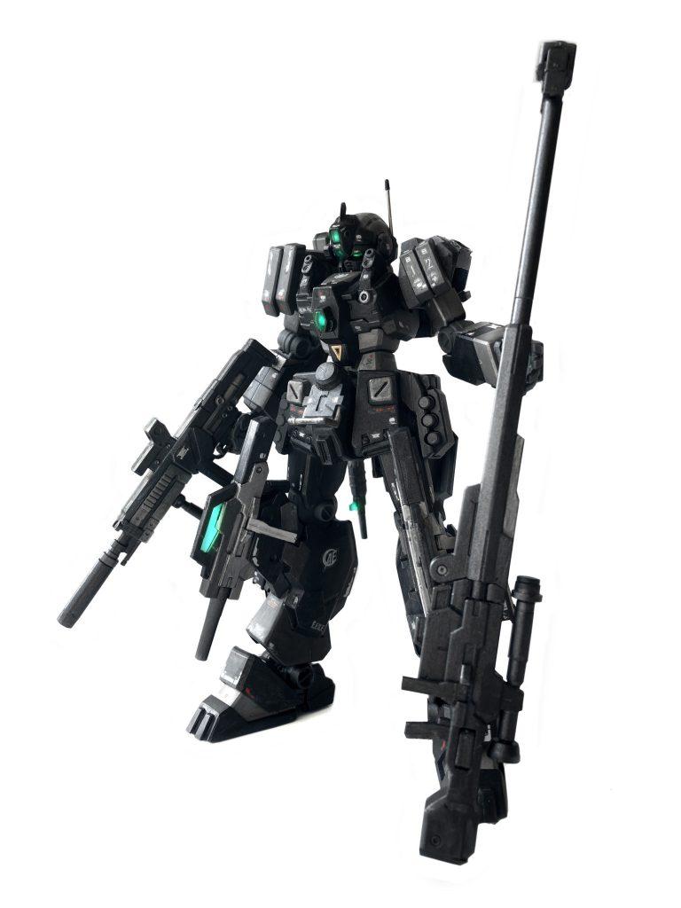 【オリガン】ガンダム スティングレイ -夜戦強襲型-