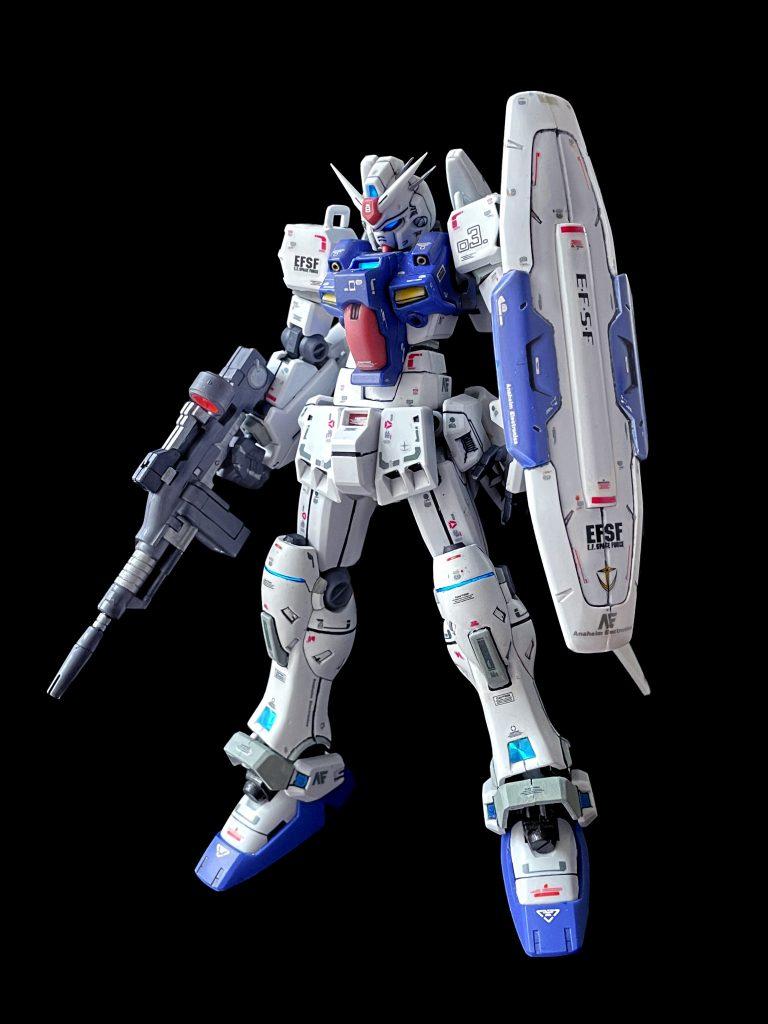 【完成】HG ガンダム試作3号機 ステイメン RX-78GP03S
