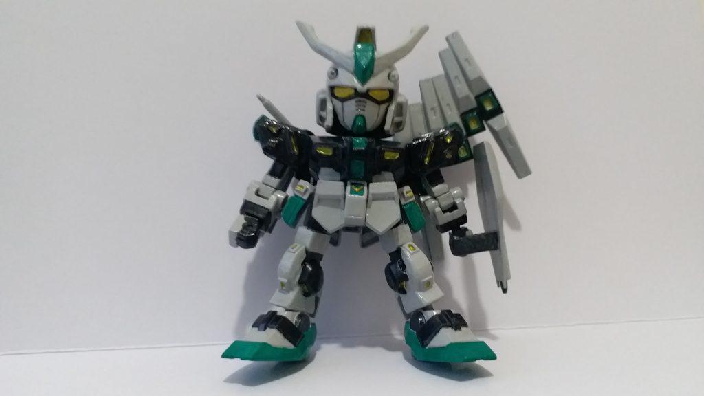 量產型Nu高達 翼狀感應砲裝備