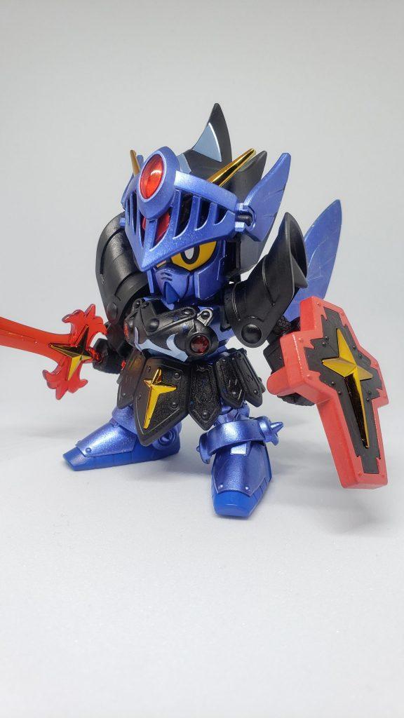 フルアーマー騎士ガンダム 黒衣の鎧