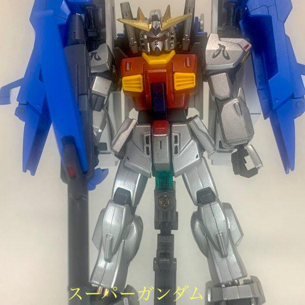 スーパーガンダム【MK-Ⅱ 九十九(つくも)】