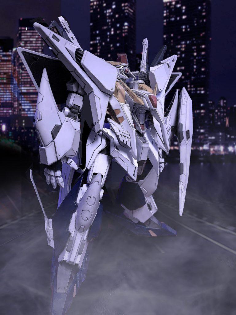 クスィガンダム HG アニメ風