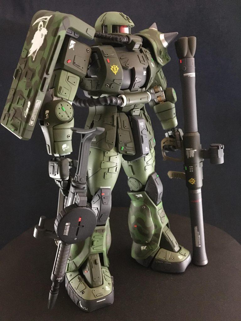 MG 06J ZAKUⅡ