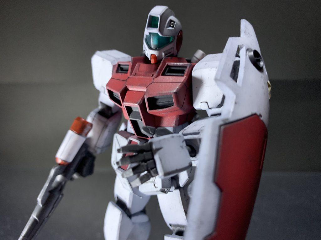 RGM-79GS ジム・コマンド(宇宙仕様)