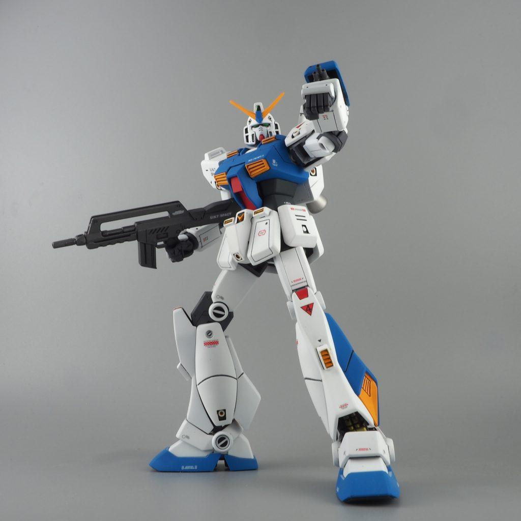 ガンダム NT-1 アレックス
