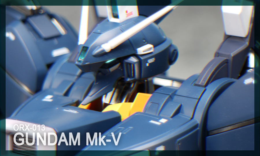 MG ガンダムMk-V