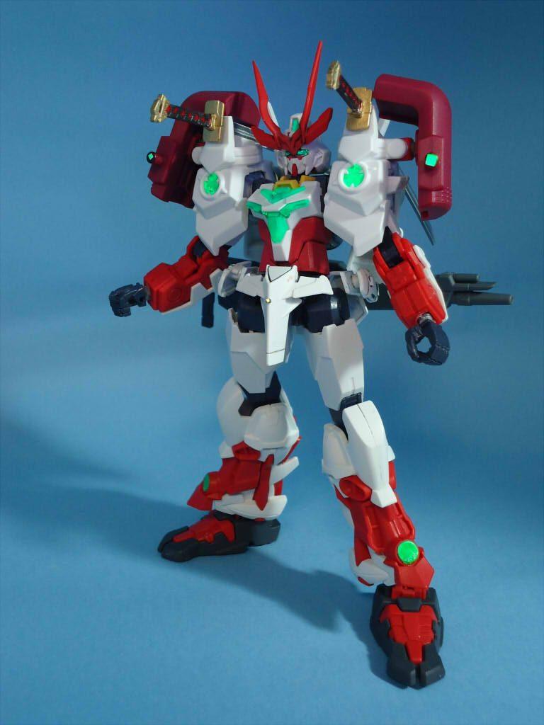 HGBD:R 1/144 χ(イクサ(戦))ガンダム(IKUSA Gundam)