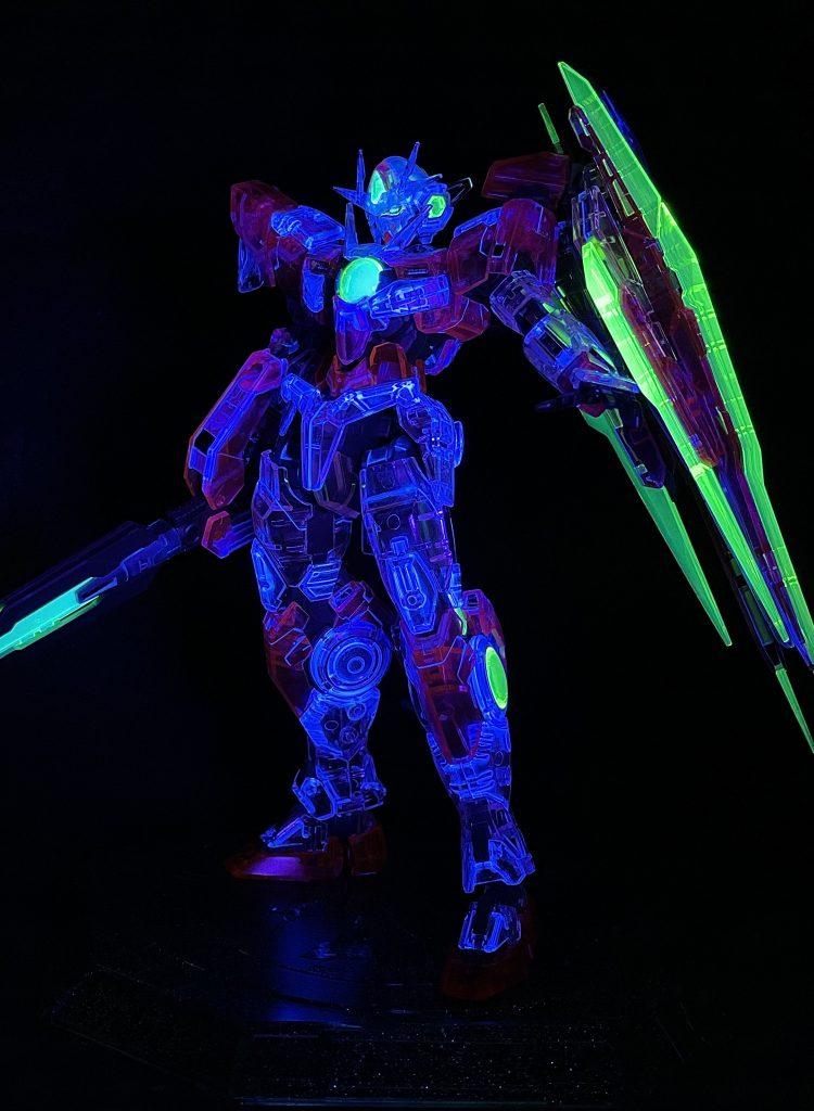 RG1/144 ガンダムOOクアンタ