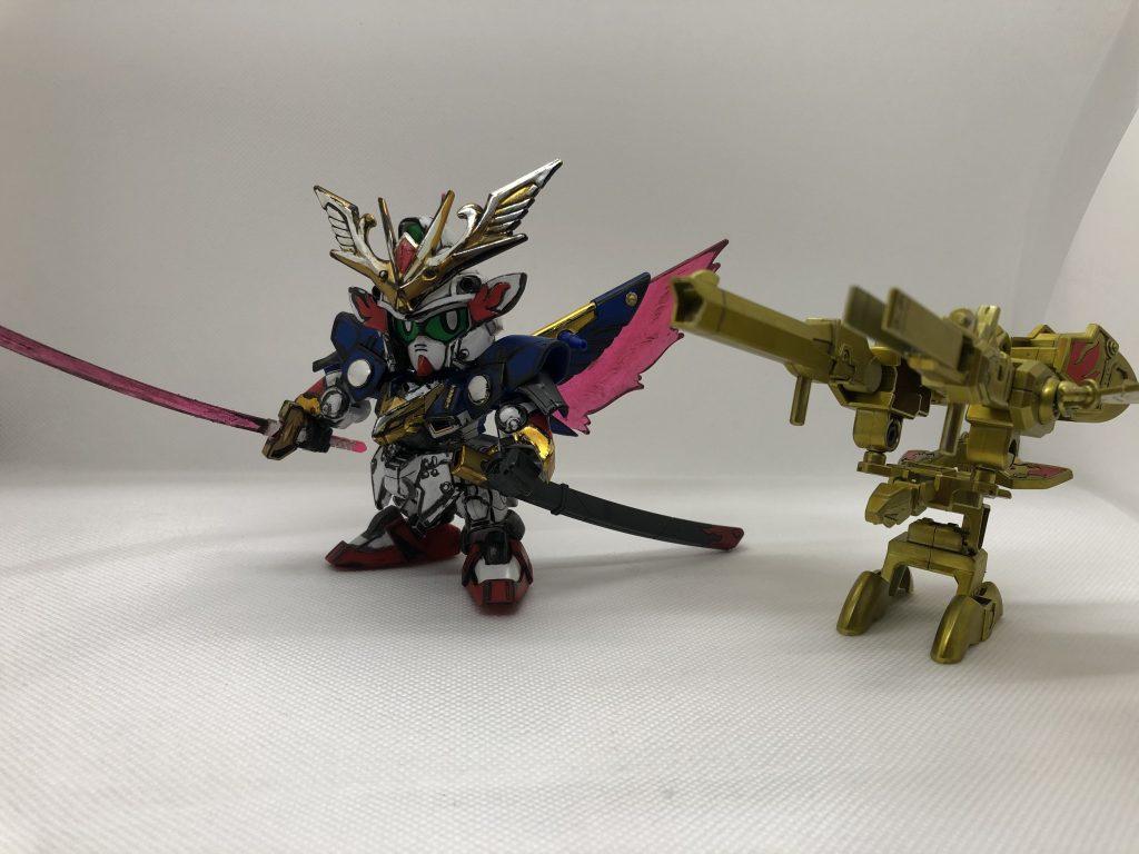 第七戦LegendBB戦士 武者飛駆鳥