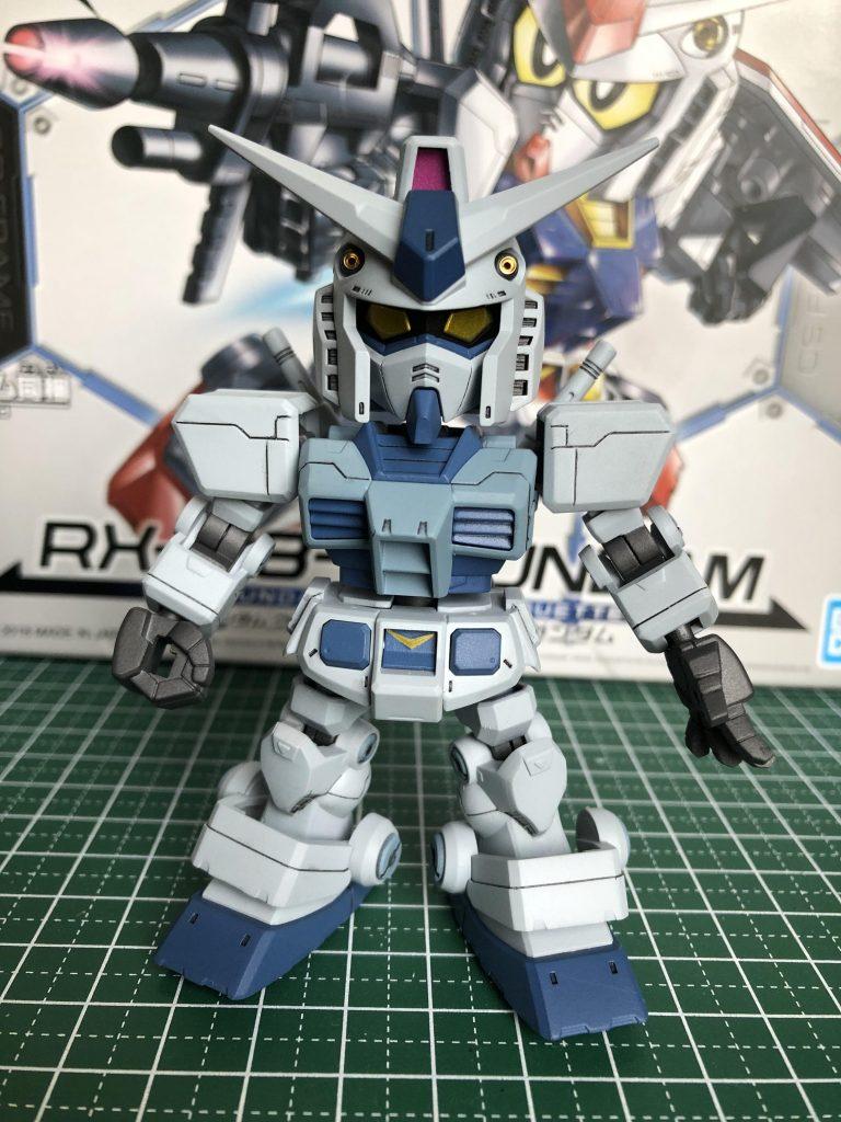 SDガンダム RX-78