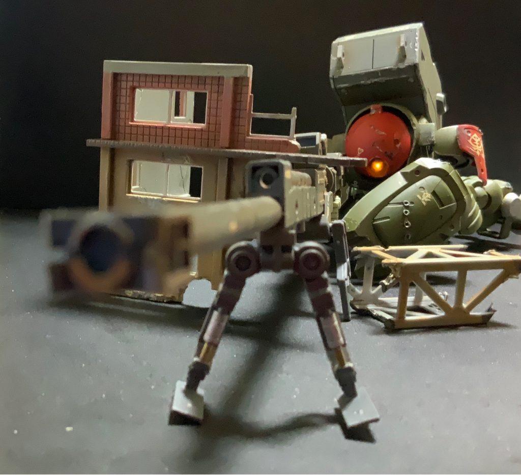 One Shot One kill HG グリモア 簡単成形色仕上げ
