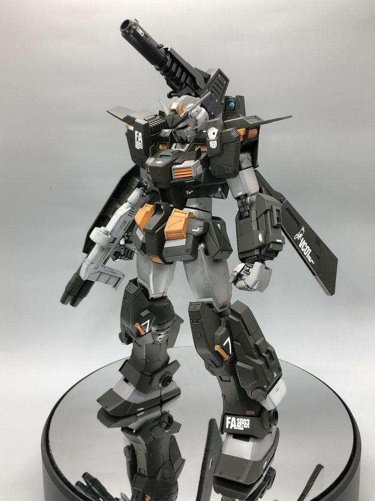 MG 1/100 ガンダムストームブリンガーF.A.