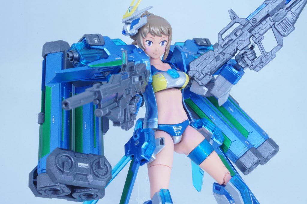 射撃進化 エクストリームフミナ-F-  Anniversary COLOR