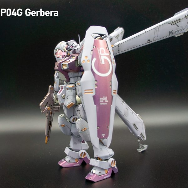RE/100 GUNDAM GP04G GERBERA-ExotericSapphire