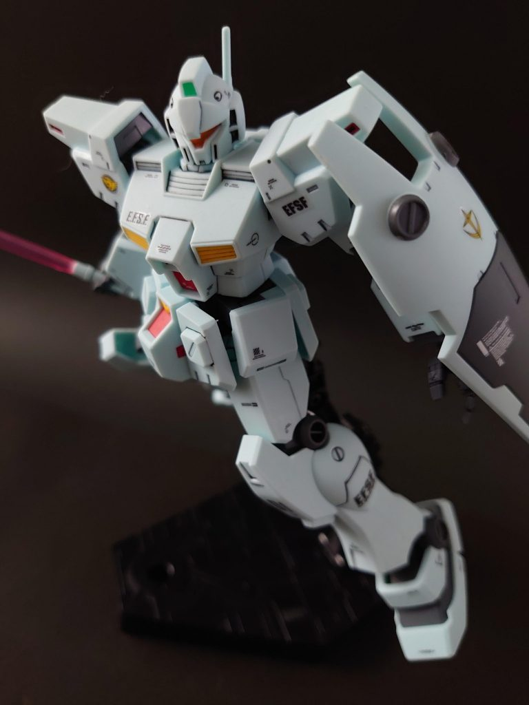 RGM-79N ジム・カスタム