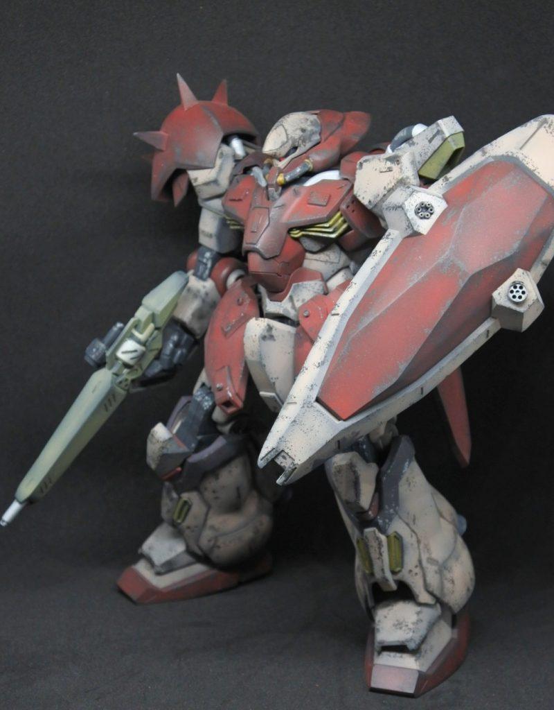 HGメッサーF01型