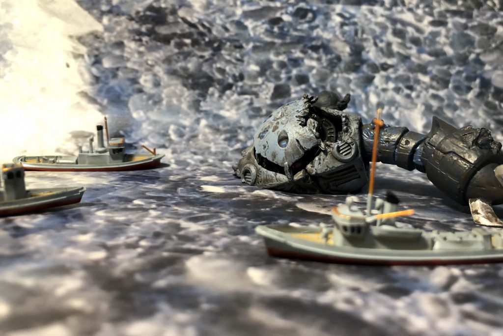 U.C.0079  11月某日・北海