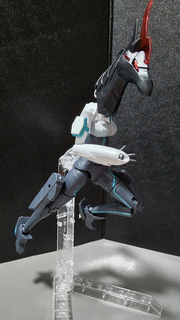 試作型ウマ娘01 -PUM01-ブラックメイ号