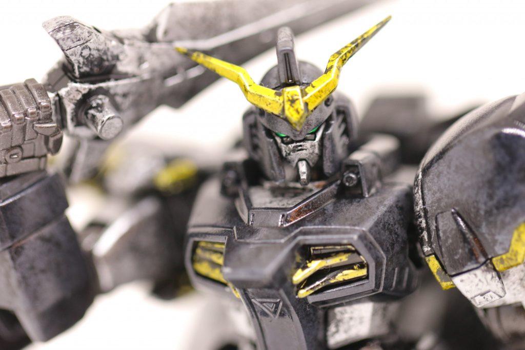 HGAC 1/144 黒騎士デスサイズ