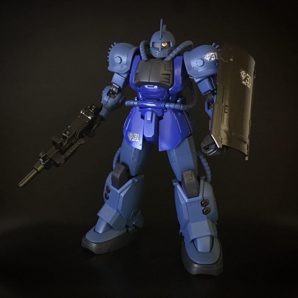HG 1/144 MS-04 ブグ【ランバ・ラル機】