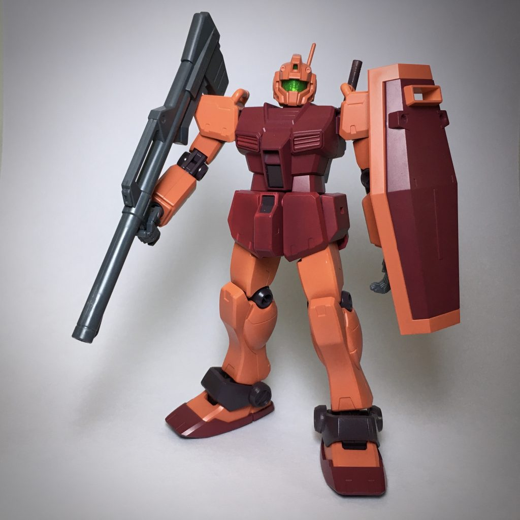 HGUC 1/144 RGM-79C ジム改