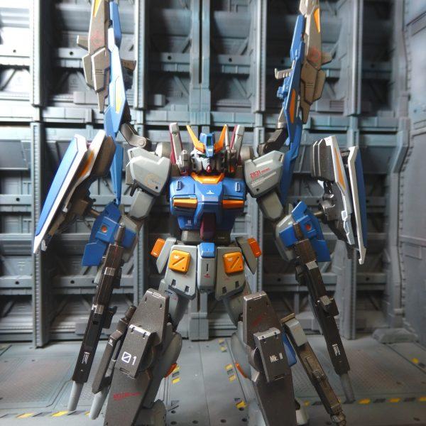 BUILD GUNDAM MK-2 Tichi改