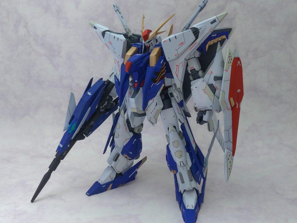 XI -ξ- GUNDAM