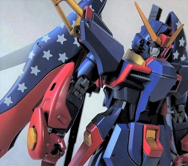 デスティニーガンダムパトリオット Destiny Gundam Patriot