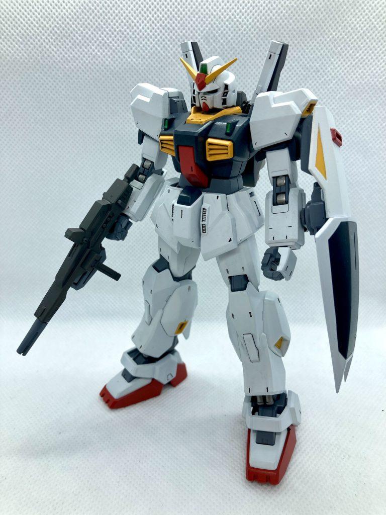 HGUC:ガンダムMk-II(revive)