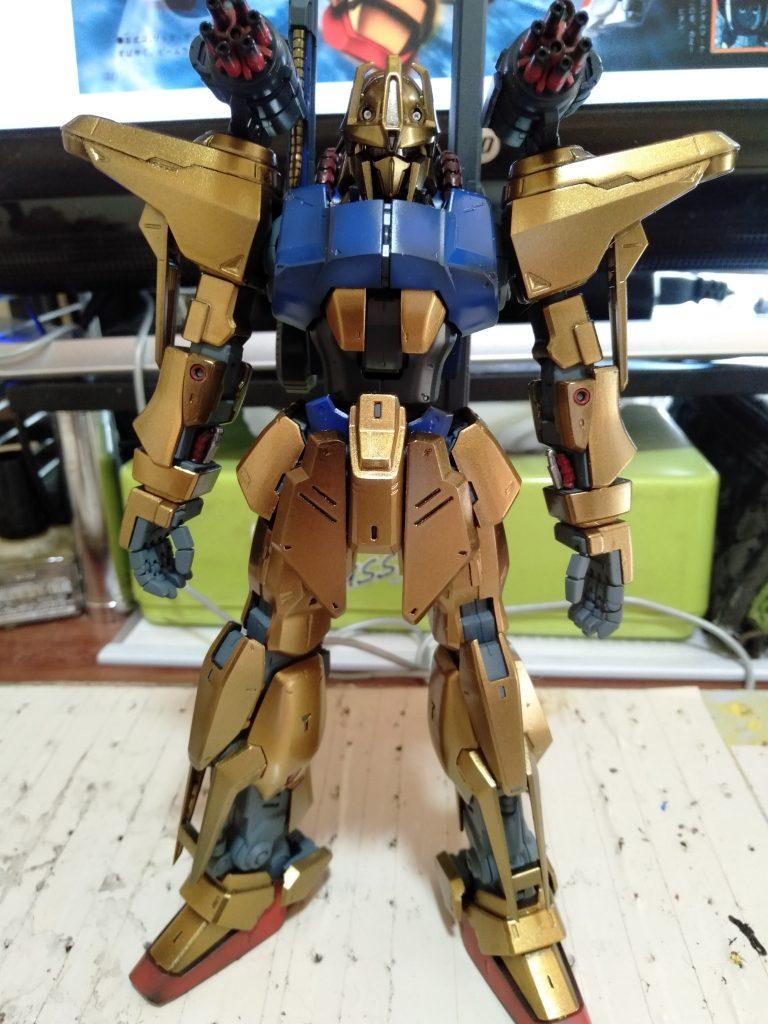 MG 百式改量産型