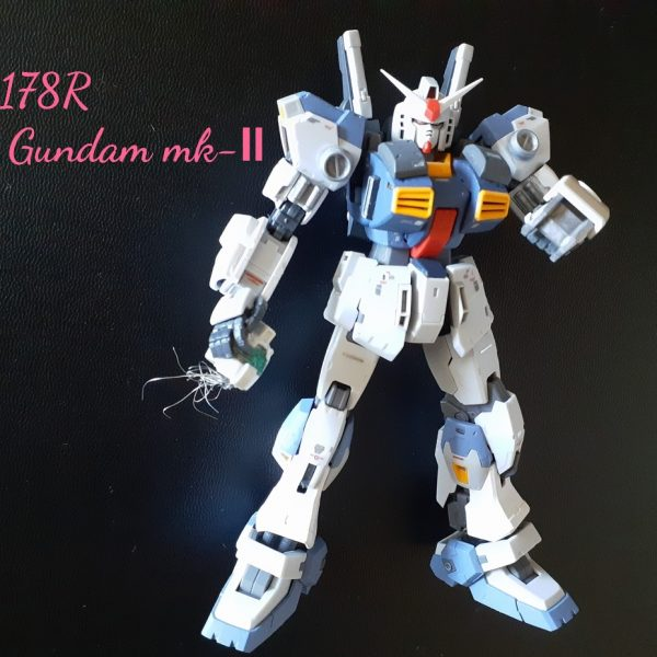 ガンダムmk-Ⅱ(RH中佐専用機)