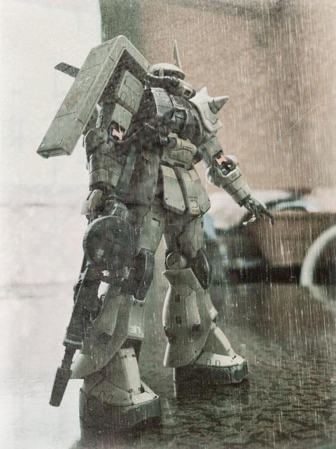 RG/MS-06F ザク・マインレイヤー