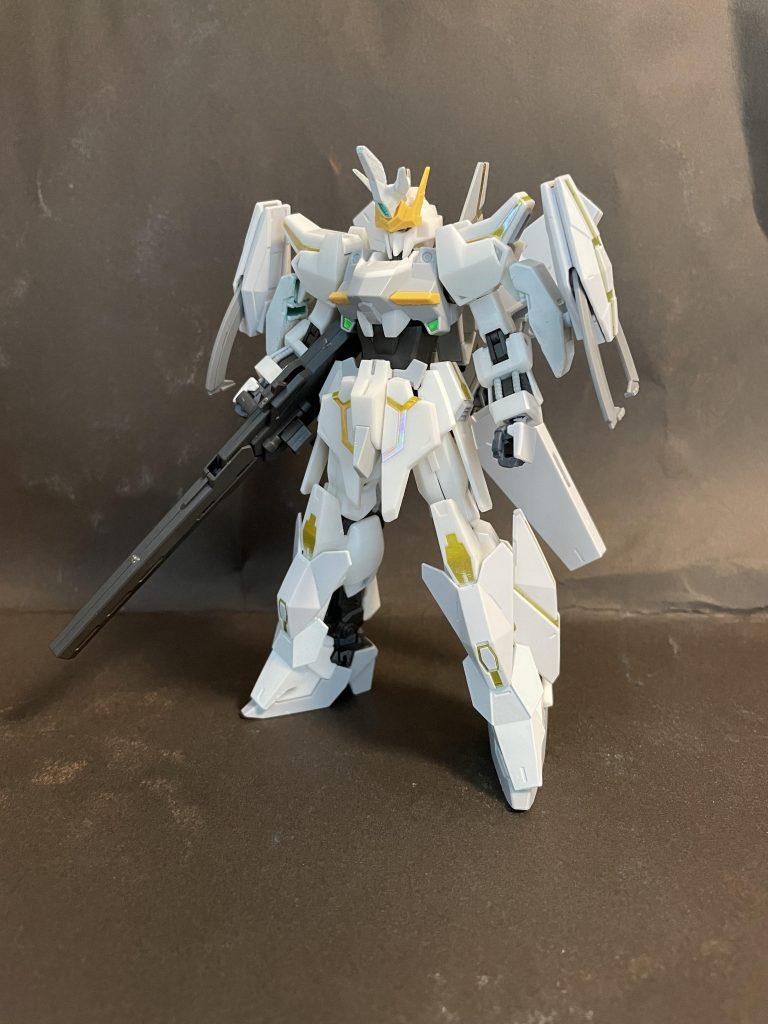 GSX-100 ガンダム・セレスティア