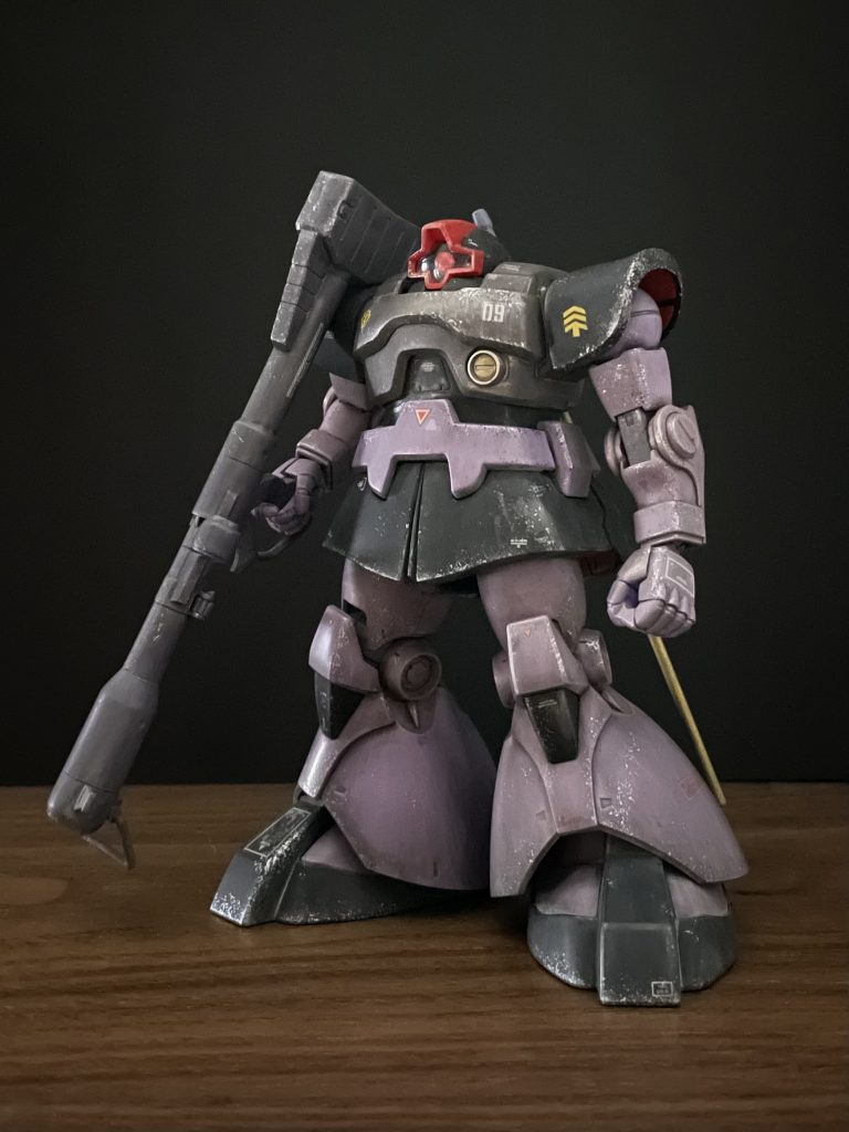 HGUC 059 MS-09 ドム