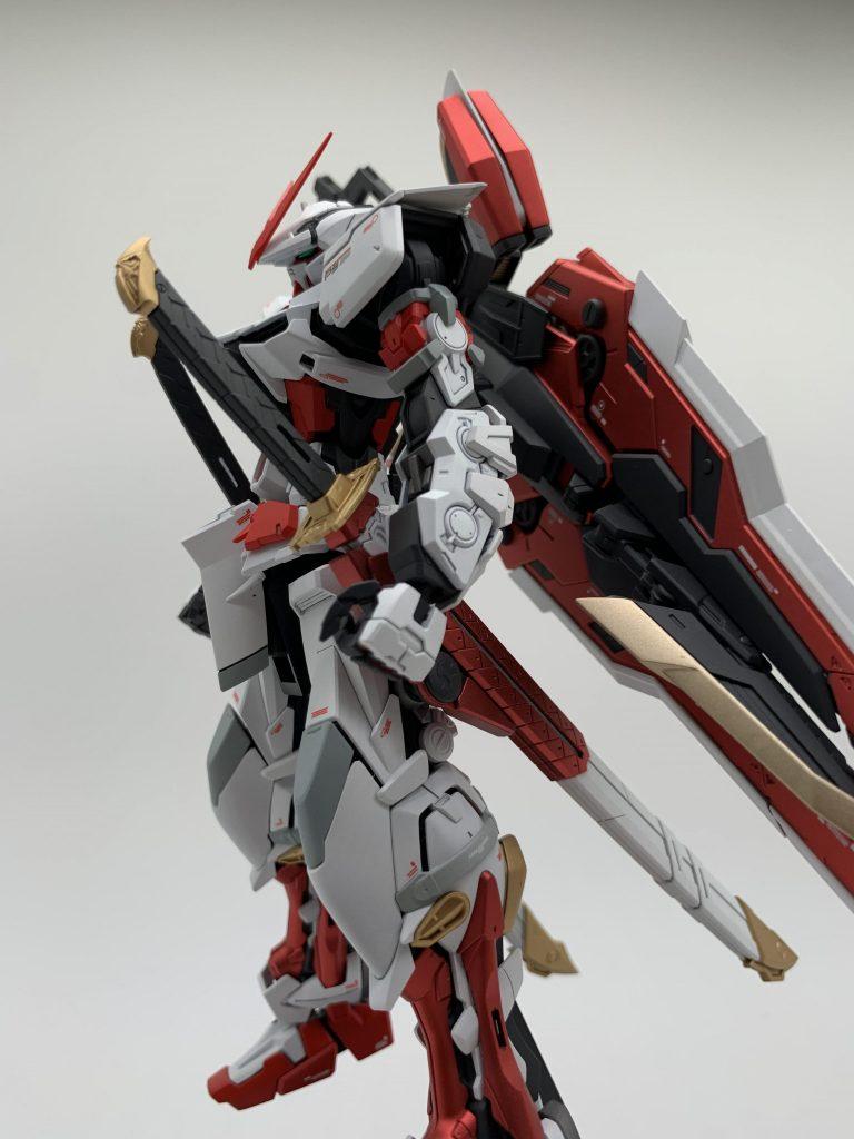 MG ガンダム アストレイ レッドフレーム改