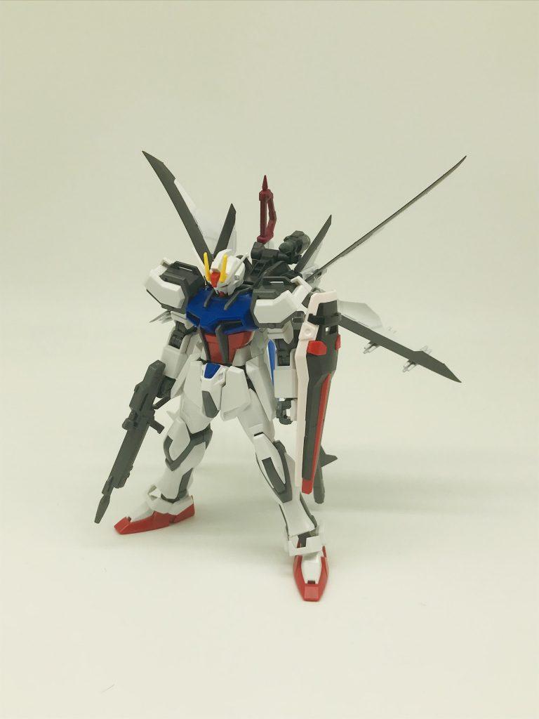 HG ストライクルージュ オオトリ装備(天空のキラVer.)