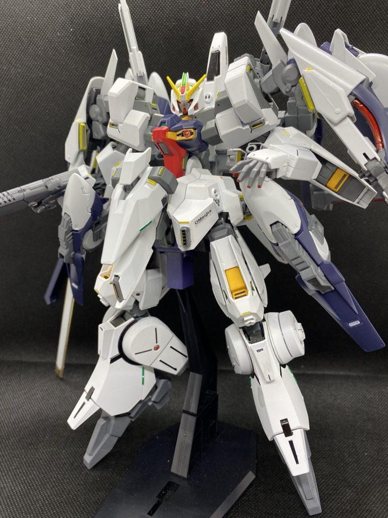 TR-6 G-V形態[フレッシル・ラーⅡ]