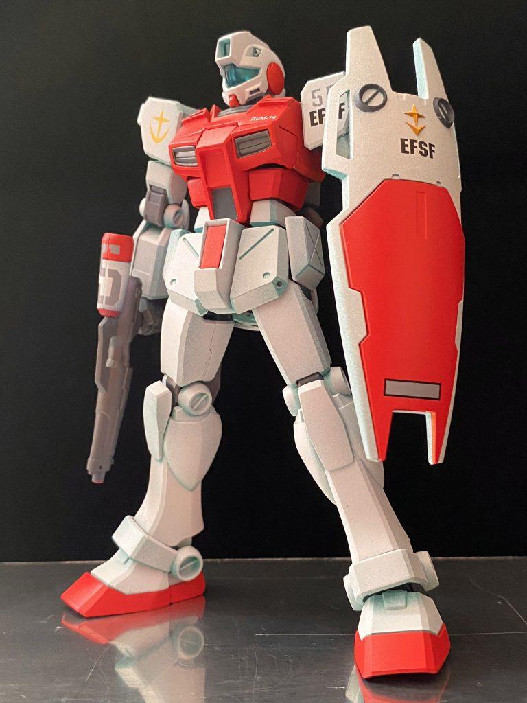 RGM-79GS ジムコマンド [SPACE]