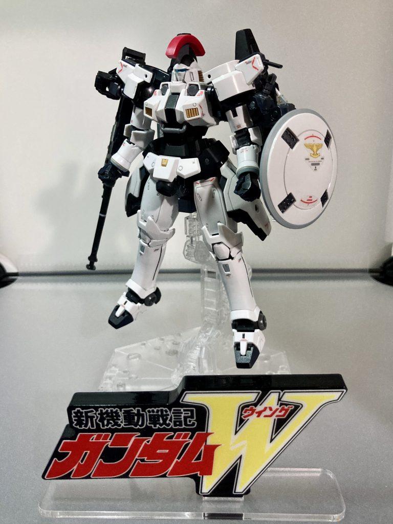 RGトールギスTVアニメカラーver.