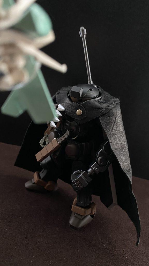 """GRIMOIRE THE """"Black swords man"""""""