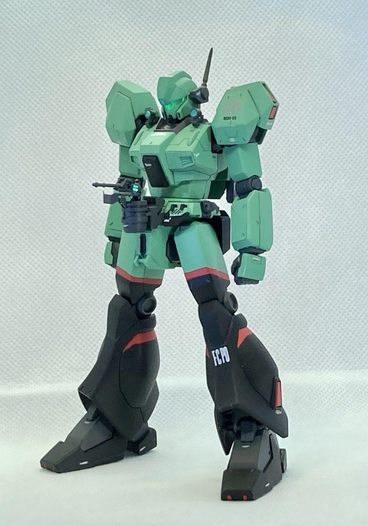 陸戦型ジェガンA型(マンハンター仕様)
