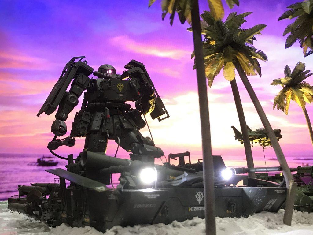 Raid at dawn 掃討部隊