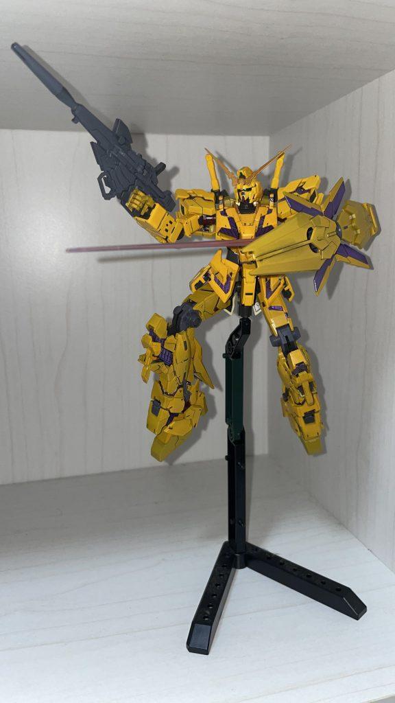ユニコーンガンダムtype-00F
