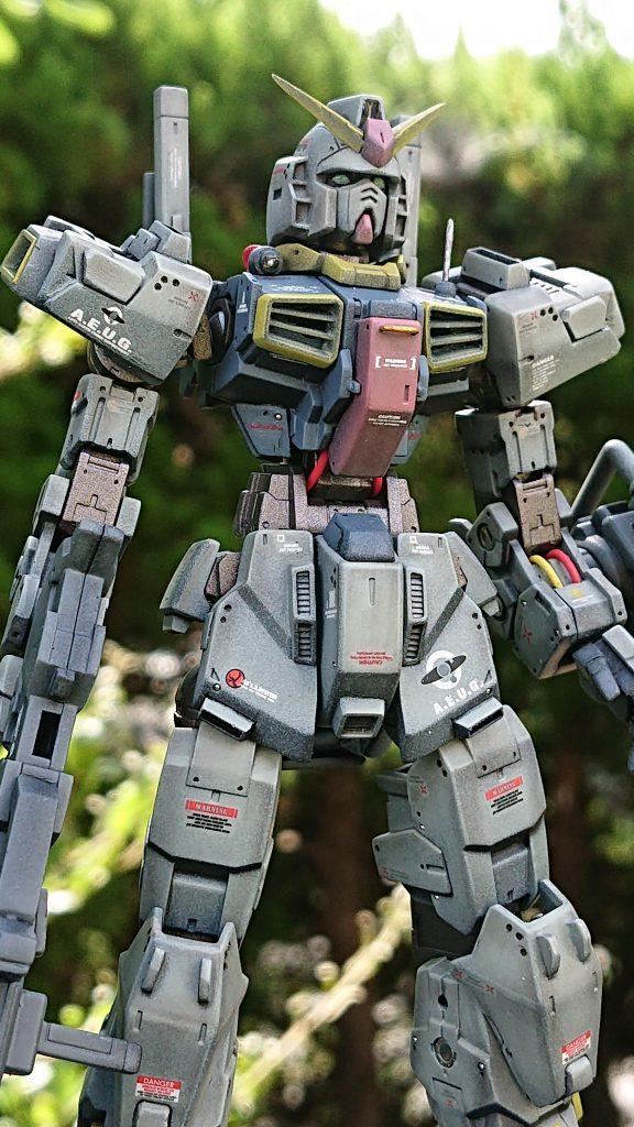 RX-178ガンダムMK-2